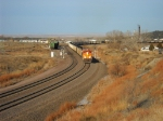 BNSF 5746 eb coal 